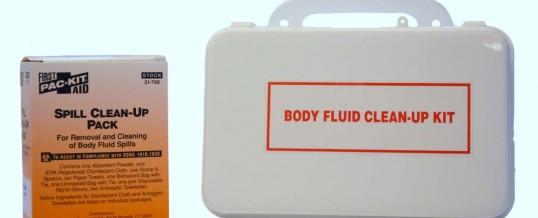 Bodily Fluid Clean-up Kit