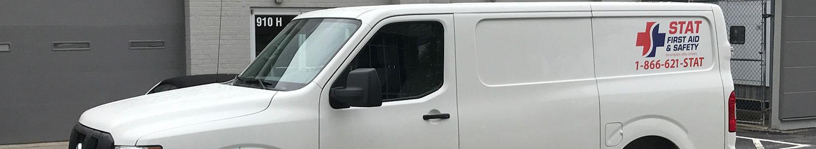 van delivery service