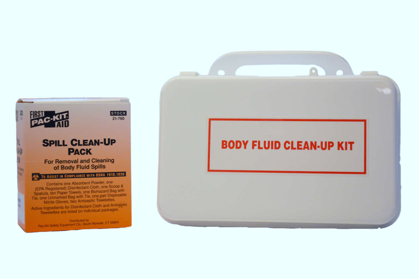 Bodily Fluid Clean-up Kit